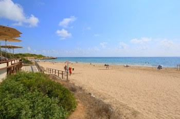 playa de la sabinosa