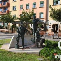 Monumento del barrio del serrallo