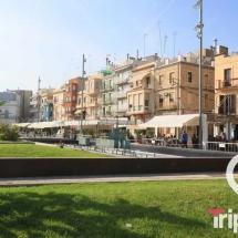Barrio el Serrallo de Tarragona