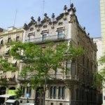 Casa Salas , modernismo en Tarragona