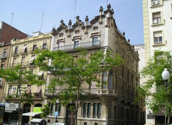 casa salas en Tarragona