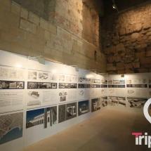 Museo dentro de la torre del pretorio
