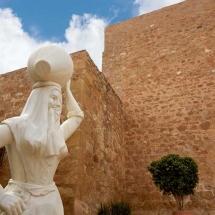 mojacar-statue
