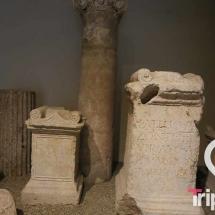 esculturas del museo arqueologico de la planta baja