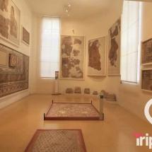 mosaicos romanos en la planta 1