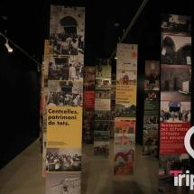 sala audiviscuales en el museo arqueologico de tarragona