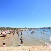 Playa de Levante en Salou