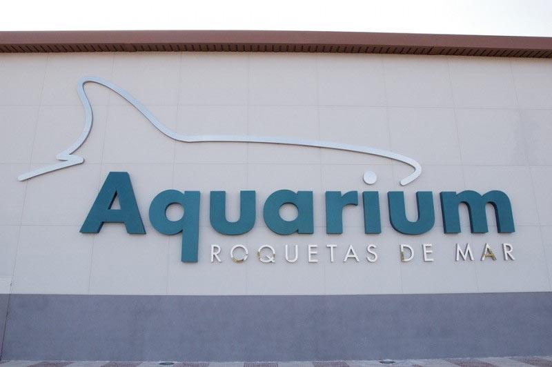 Aquarium roquetas de mar