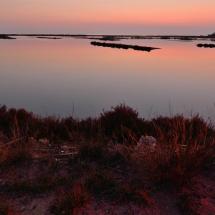 puesta-de-sol-en-el-delta-del-ebro