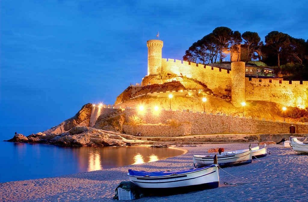 Pueblos con más encanto de la Costa Brava
