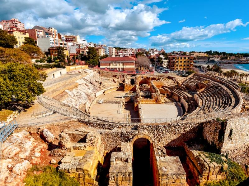 Tarragona romana para ninos
