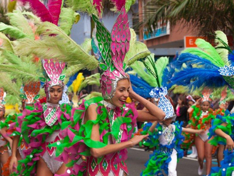 carnavales de Las Palmas 2018