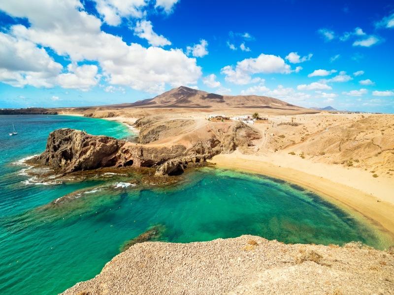 viajar entre las Islas Canarias
