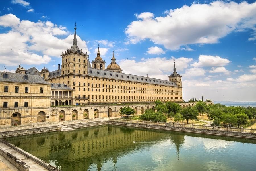 escorial patrimonio espana