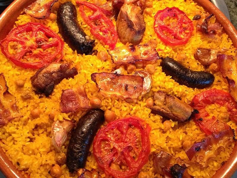 plato tipico de valencia