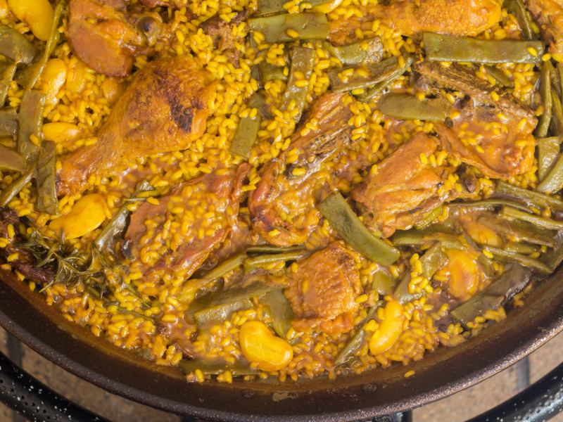 platos tipicos valencianos