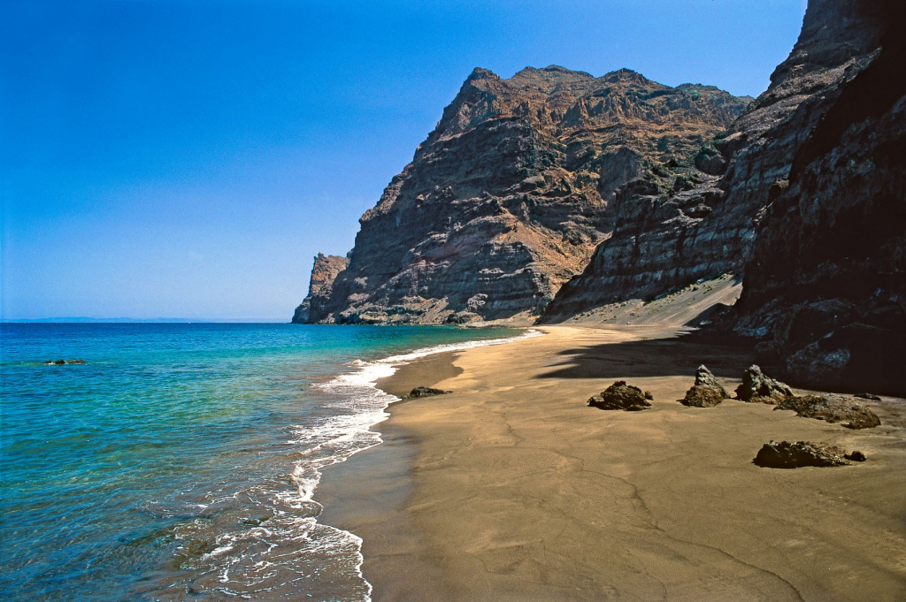 la aldea playa gui gui gran canaria tripkay