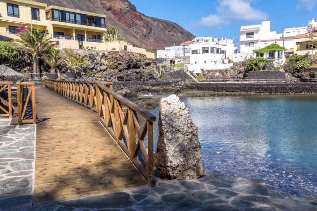 playa tamaduste hierro tripkay