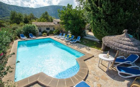 Villa for 12 people in Pollensa