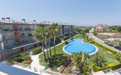 Apartment for 4 people in Oliva