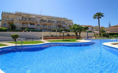 Newly built apartment for 5 people in Calpe