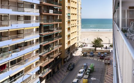 Ideal family apartment for 6 people in Cullera
