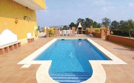 House for 8 people in Lloret de Mar