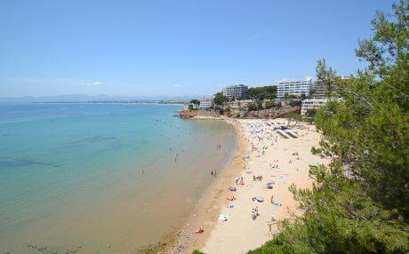 Cozy apartment for 6 people in Salou