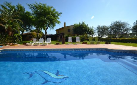 Villa for 14 people in Selva del Camp