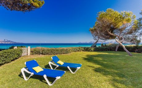 Villa for 8 people in Platja de Muro