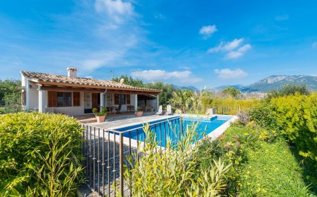 Villa for 2 people in Selva