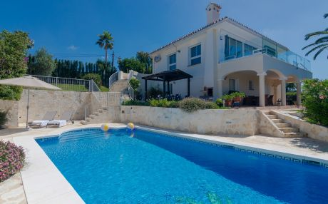 Villa for 9 people in Marbella