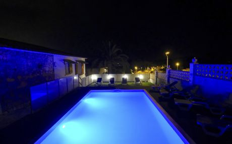 Villa for 16 people in Salou