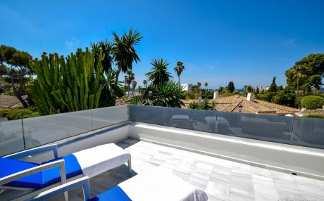 Villa for 10 people in Marbella