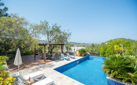 House for 10 people in San Agustin / Sant Agusti Es Vedra