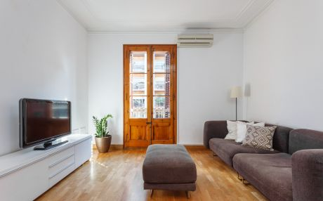 Apartment for 4 people in the city of Barcelona