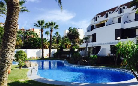 Cozy apartment for 6 people in Playa de Las Americas
