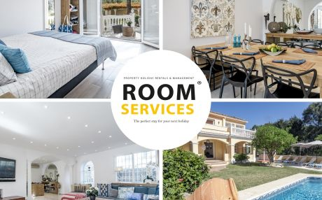 Villa for 12 people in Nueva andalucia
