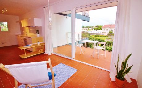 Apartment by the sea for 2 people in Palamós
