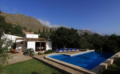 Villa for 5 people in Pollensa / Pollença