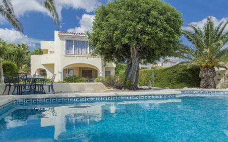 Villa for 4 people in Benissa