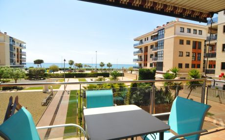 Apartment for 8 people in Pineda de Mar