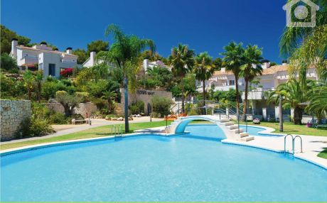 Chalet for 6 persons in Moraira