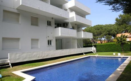 Apartment equipped for 8 people in Palamós