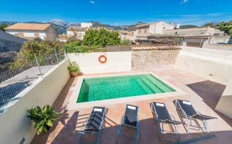 Villa for 8 people in Campanet