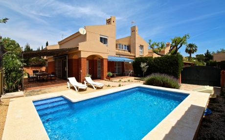 Bungalow for 10 people in El Campello