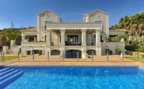 Villa for 8 people in Marbella