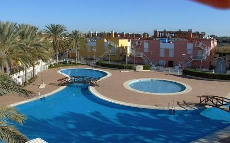 Apartment for 3 people in Vera playa
