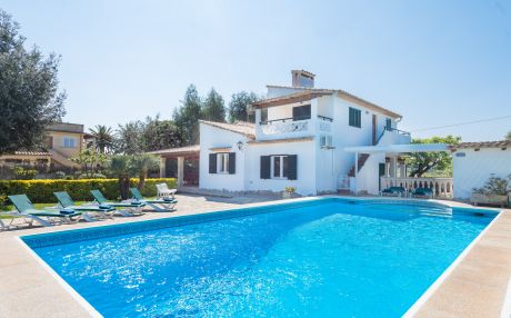 Villa for 10 people in Port de Pollença