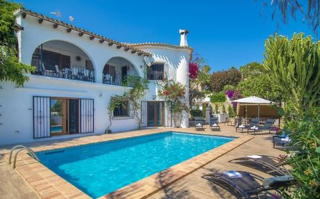 Villa for 12 people in Benissa